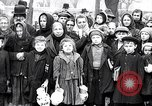 Image of soup kitchen Prague Czechoslovakia, 1919, second 6 stock footage video 65675026335