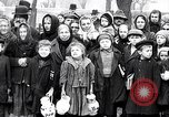 Image of soup kitchen Prague Czechoslovakia, 1919, second 8 stock footage video 65675026335