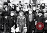 Image of soup kitchen Prague Czechoslovakia, 1919, second 9 stock footage video 65675026335