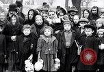 Image of soup kitchen Prague Czechoslovakia, 1919, second 10 stock footage video 65675026335