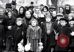 Image of soup kitchen Prague Czechoslovakia, 1919, second 11 stock footage video 65675026335