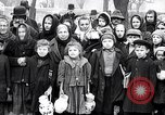 Image of soup kitchen Prague Czechoslovakia, 1919, second 12 stock footage video 65675026335