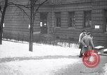 Image of doctor at clinic Prague Czechoslovakia, 1919, second 3 stock footage video 65675026336