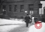 Image of doctor at clinic Prague Czechoslovakia, 1919, second 6 stock footage video 65675026336