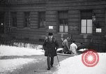 Image of doctor at clinic Prague Czechoslovakia, 1919, second 7 stock footage video 65675026336