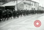 Image of 137th Infantry troops France, 1918, second 10 stock footage video 65675026338
