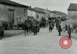 Image of 128th Field Artillery troops Courouvre France, 1918, second 6 stock footage video 65675026340