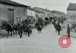 Image of 128th Field Artillery troops Courouvre France, 1918, second 10 stock footage video 65675026340
