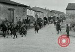 Image of 128th Field Artillery troops Courouvre France, 1918, second 11 stock footage video 65675026340