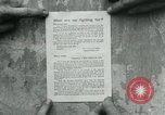 Image of propaganda document France, 1918, second 4 stock footage video 65675026346
