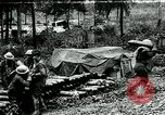 Image of U.S. 130th Field Artillery France, 1918, second 1 stock footage video 65675026351