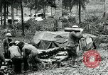 Image of U.S. 130th Field Artillery France, 1918, second 9 stock footage video 65675026351
