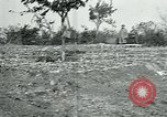 Image of American Expeditionary Force Cemeteries France, 1918, second 8 stock footage video 65675026363