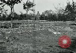 Image of American Expeditionary Force Cemeteries France, 1918, second 12 stock footage video 65675026363