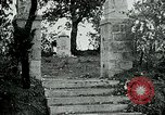 Image of German Military Cemetery France, 1918, second 1 stock footage video 65675026367