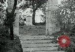 Image of German Military Cemetery France, 1918, second 2 stock footage video 65675026367