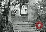 Image of German Military Cemetery France, 1918, second 5 stock footage video 65675026367