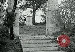 Image of German Military Cemetery France, 1918, second 11 stock footage video 65675026367