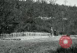 Image of Cemetery at Fleville France, 1918, second 7 stock footage video 65675026368