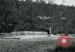 Image of Cemetery at Fleville France, 1918, second 11 stock footage video 65675026368
