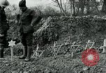 Image of American Expeditionary Force cemetery France, 1918, second 10 stock footage video 65675026369