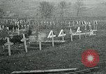 Image of Cemetery at Sedan Sedan France, 1918, second 1 stock footage video 65675026370