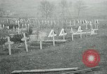 Image of Cemetery at Sedan Sedan France, 1918, second 2 stock footage video 65675026370