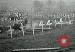 Image of Cemetery at Sedan Sedan France, 1918, second 3 stock footage video 65675026370