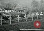 Image of Cemetery at Sedan Sedan France, 1918, second 6 stock footage video 65675026370