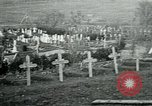 Image of Cemetery at Sedan Sedan France, 1918, second 8 stock footage video 65675026370