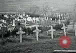 Image of Cemetery at Sedan Sedan France, 1918, second 9 stock footage video 65675026370
