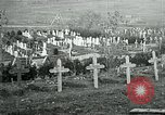 Image of Cemetery at Sedan Sedan France, 1918, second 10 stock footage video 65675026370