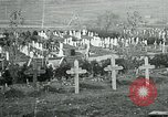 Image of Cemetery at Sedan Sedan France, 1918, second 11 stock footage video 65675026370