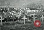 Image of Cemetery at Sedan Sedan France, 1918, second 12 stock footage video 65675026370