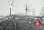 Image of American Expeditionary Force Cemeteries France, 1918, second 1 stock footage video 65675026371