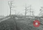 Image of American Expeditionary Force Cemeteries France, 1918, second 2 stock footage video 65675026371