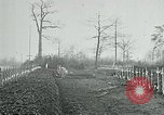 Image of American Expeditionary Force Cemeteries France, 1918, second 4 stock footage video 65675026371