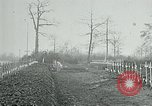 Image of American Expeditionary Force Cemeteries France, 1918, second 5 stock footage video 65675026371