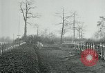 Image of American Expeditionary Force Cemeteries France, 1918, second 6 stock footage video 65675026371