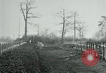 Image of American Expeditionary Force Cemeteries France, 1918, second 7 stock footage video 65675026371