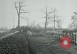 Image of American Expeditionary Force Cemeteries France, 1918, second 8 stock footage video 65675026371