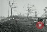 Image of American Expeditionary Force Cemeteries France, 1918, second 11 stock footage video 65675026371