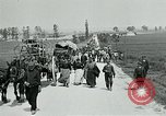 Image of Aisne Operation civilian refugees World War 1 Montmirail France, 1918, second 2 stock footage video 65675026376