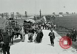 Image of Aisne Operation civilian refugees World War 1 Montmirail France, 1918, second 4 stock footage video 65675026376