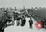 Image of Aisne Operation civilian refugees World War 1 Montmirail France, 1918, second 5 stock footage video 65675026376