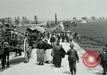 Image of Aisne Operation civilian refugees World War 1 Montmirail France, 1918, second 7 stock footage video 65675026376