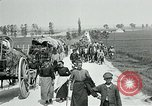 Image of Aisne Operation civilian refugees World War 1 Montmirail France, 1918, second 10 stock footage video 65675026376