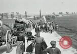 Image of Aisne Operation civilian refugees World War 1 Montmirail France, 1918, second 11 stock footage video 65675026376
