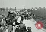 Image of Aisne Operation civilian refugees World War 1 Montmirail France, 1918, second 12 stock footage video 65675026376