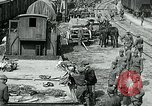 Image of Aisne Operation red cross relief area World War I Montmirail France, 1918, second 2 stock footage video 65675026378